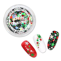 Festive Holiday Glitter Mix / Jingle Bell Rock - Nailshop.ae