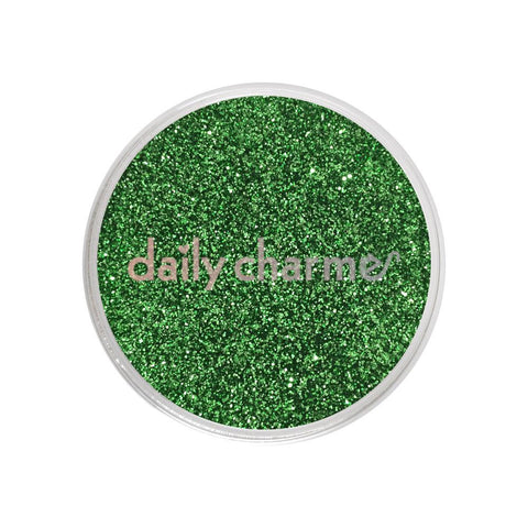 Metallic Glitter Dust / Royal Emerald