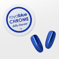 Royal Blue Chrome - Nailshop.ae