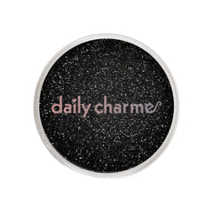 Metallic Glitter Dust / Black Diamond - Nailshop.ae