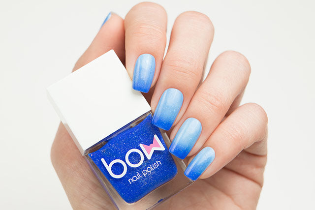 BOW THERMO TOP COAT BLUE