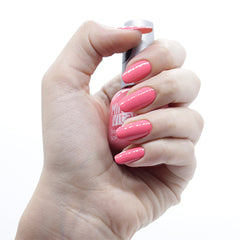 "MineVital Breathable Nail Polish - ""Candy Pink"" - Nailshop.ae"