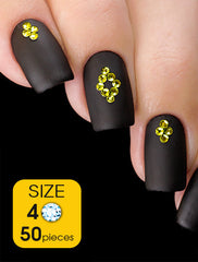 Citrine, size 4ss - Nailshop.ae