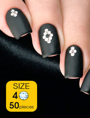 Crystal, size 4ss - Nailshop.ae