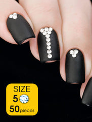 Crystal, size 5ss - Nailshop.ae