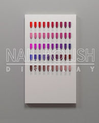 Nail Polish Display 50 tips - Nailshop.ae