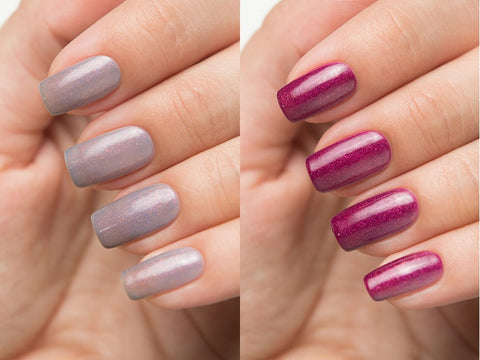 GEL POLISH  MAGIC SUN OMBRE, LE 45