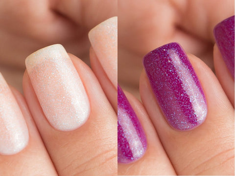 GEL POLISH  MAGIC SUN OMBRE, LE 43