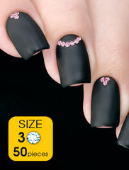 Light Rose, size 3ss - Nailshop.ae