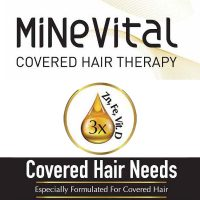 Covered Hair Shampoo - Anti Hair Loss - Nailshop.ae
