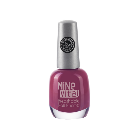 MineVital Breathable Nail Polish -