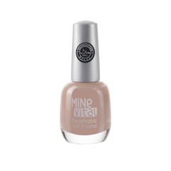 "MineVital Breathable Nail Polish - ""Pudriel"""