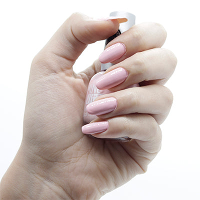"MineVital Breathable Nail Polish - ""Pure Pink"" - Nailshop.ae"