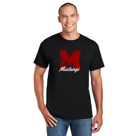 Block M Black TShirt