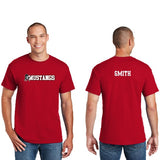 Mustangs Tshirt Red