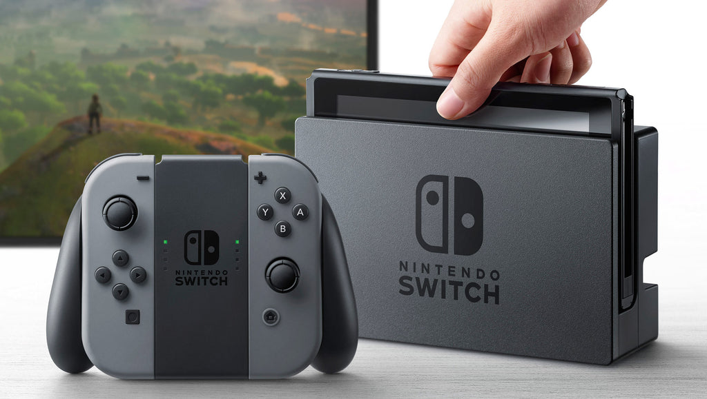 Nintendo Switch Details Revealed!