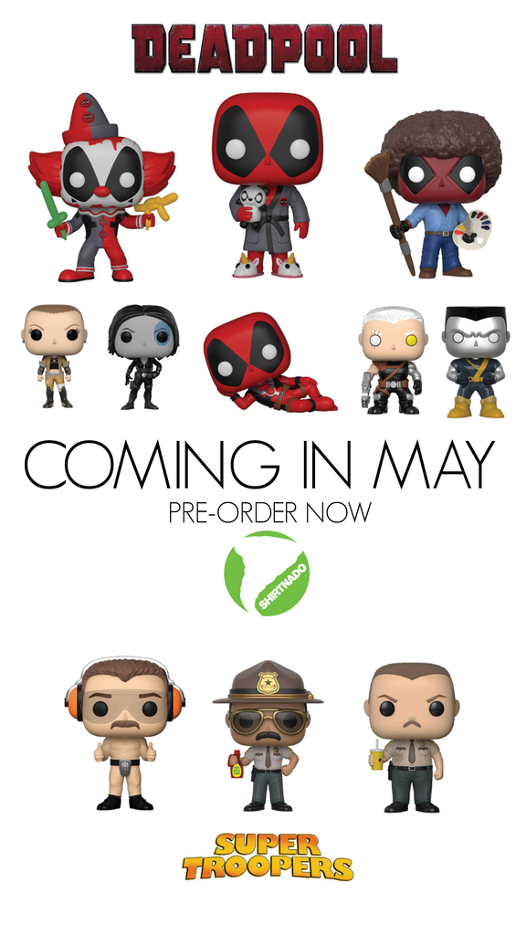 Toy Fair Funko Pop! Reveals and Pre-Orders!! Part Uno!