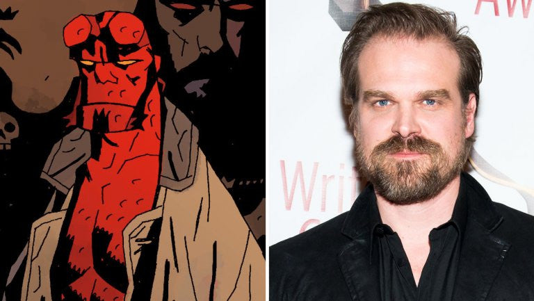 Hellboy Movie Reboot?