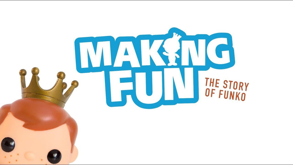 Making Fun: The Story of Funko on Netflix