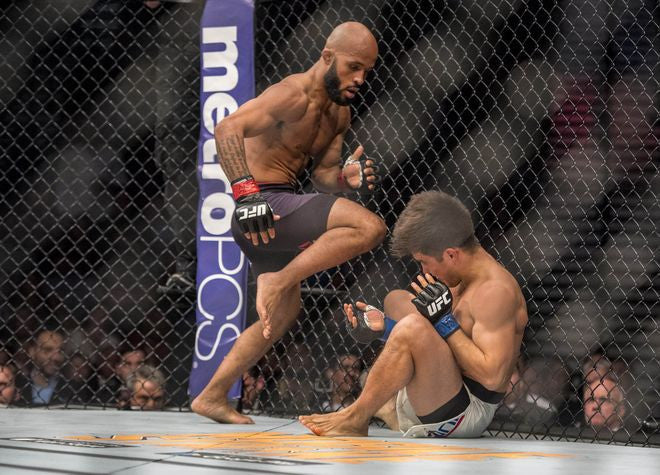 Is Demetrius Johnson the Most Under Appreciated Fighter Ever?