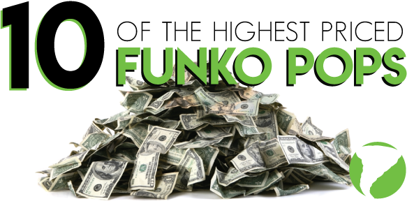 What is the most expensive Funko Pop ever?