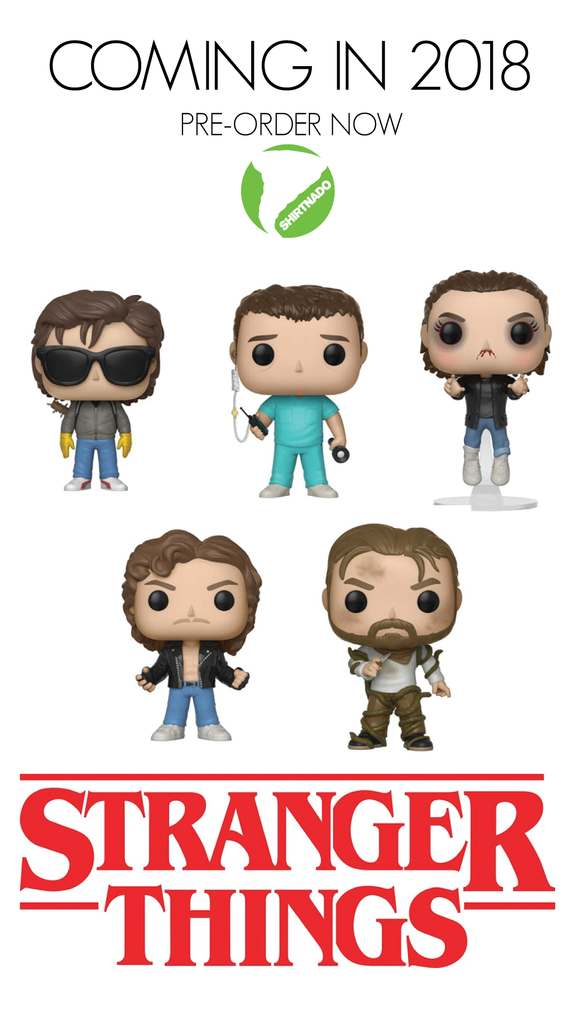 Toy Fair Funko Pop! Reveals and Pre-Orders!! Part Dos!