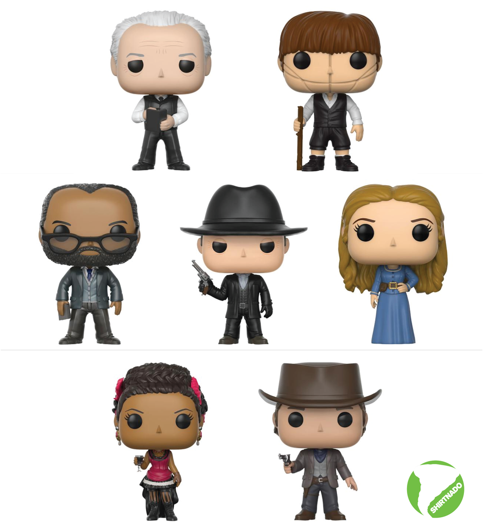 Funko Announces West World Pops!