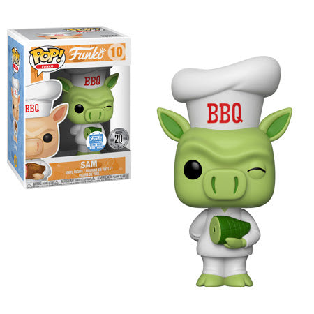 Green Sam Spastik Plastik  Pop! Vinyl Figure