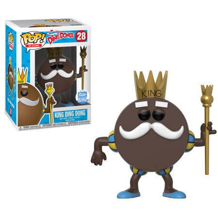 Pop! Ad Icons King Ding Dong