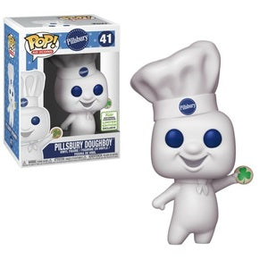 Funko Pop! Emerald City Comic Con Exclusive: Pillsbury Doughboy (Shamrock Cookie)