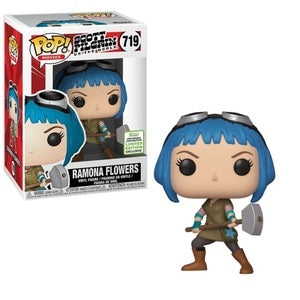 Funko Pop! Emerald City Comic Con Exclusive: Scott Pilgrim VS the World: Ramona Flowers