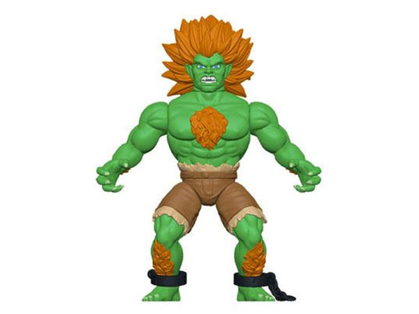 Funko Street Fighter Savage World Blanka Action Figure