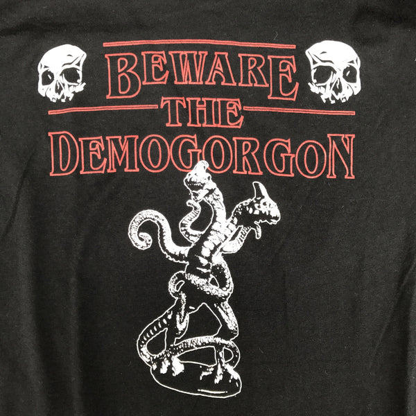 Beware the Demogorgon