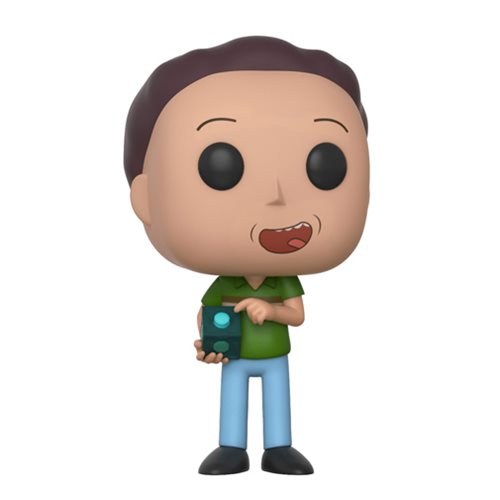 Rick and Morty Jerry Pop! Vinyl Figure