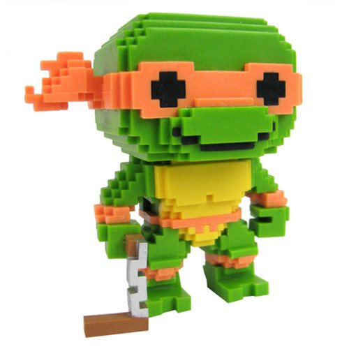 Teenage Mutant Ninja Turtles Michelangelo 8-Bit Pop! Vinyl Figure