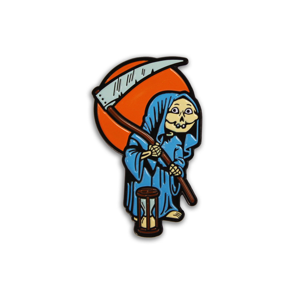 Garbage Pail Kids® Grim Jim Enamel Pin