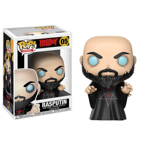 Hellboy Comic Rasputin Pop Vinyl Figure