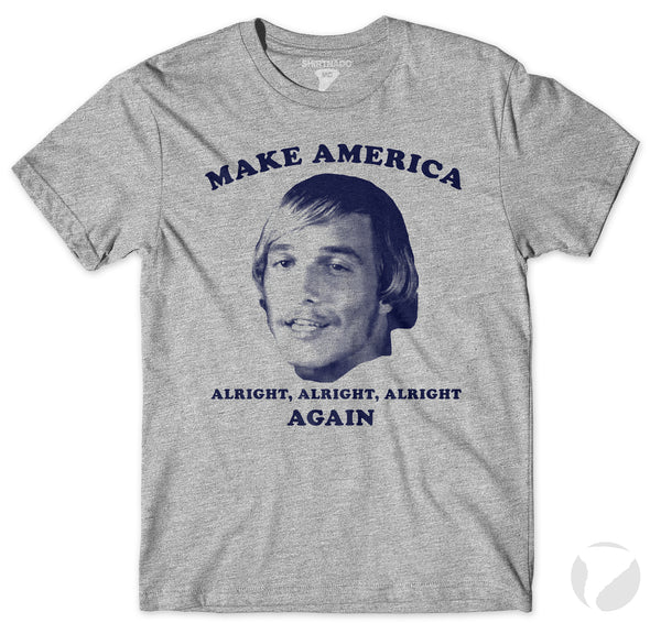 Make America Alright Again Gray
