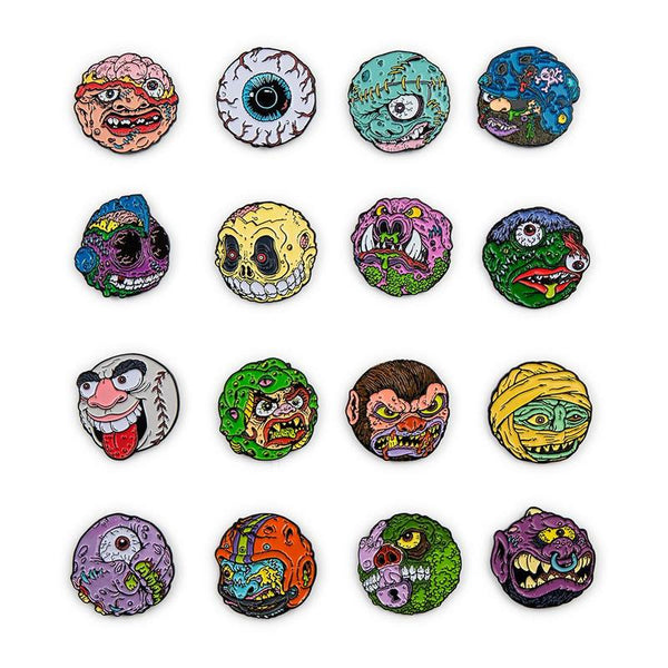 Madballs Enamel Pin Blind Bag