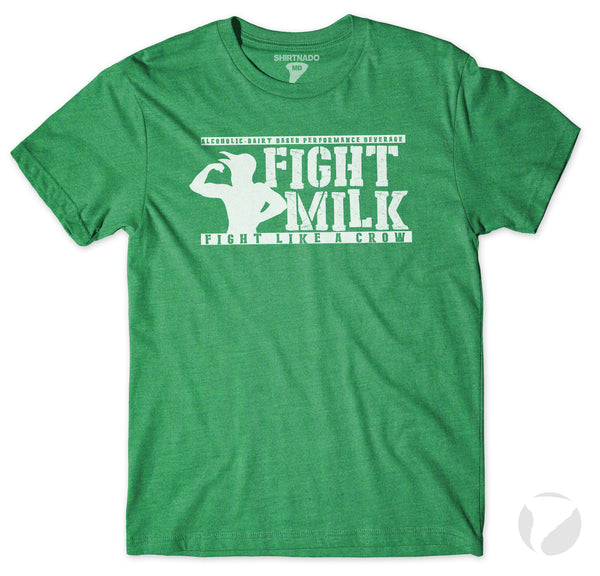 Fight Milk St Paddys Edition
