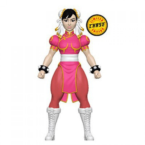 Funko Street Fighter Savage World Chun-Li Action Figure [Pink Chase Version]