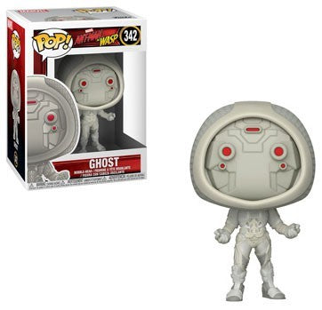 Ant-Man & The Wasp Ghost Pop! Vinyl Figure