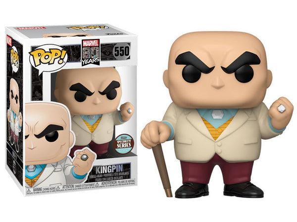Pop! Marvel: 80th Anniversary Specialty Series - Kingpin (First Appearance)