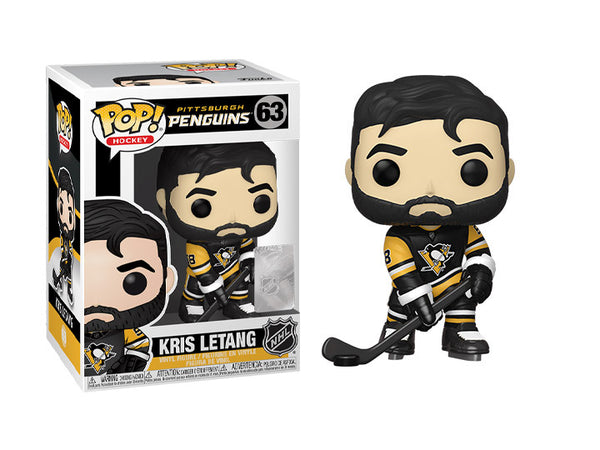 NHL Pittsburgh Penguins Kris Letang Pop! Vinyl Figure