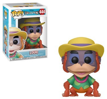 TaleSpin Funko POP! Disney Louie Vinyl Figure