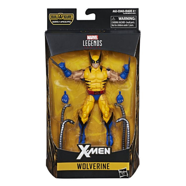 X-Men Marvel Legends Wolverine (Apocalypse BAF)