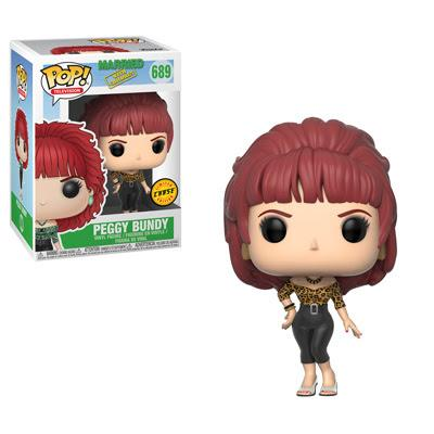 Married with Children Funko POP! TV Peggy Bundy Vinyl Figure CHASE