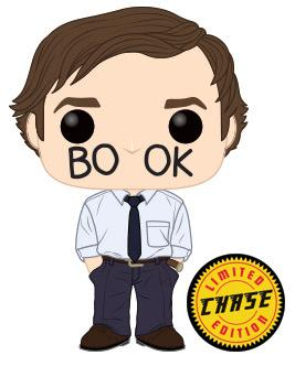 The Office Jim Halpert Pop! Vinyl Figure CHASE