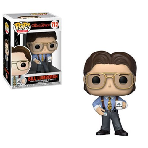 Office Space Bill Lumbergh Pop! Vinyl Figure