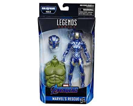 Avengers Marvel Legends 6-Inch Rescue Action Figure